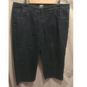 847dff914fe Size 20W JMS Just My Size Capri Jeans